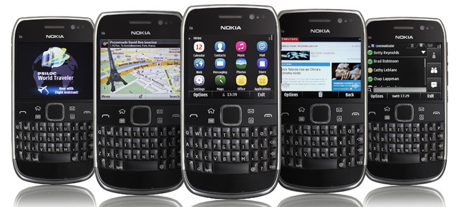 Nokia E6: HD ses teknolojinde en iyisi