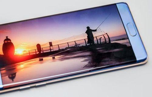 Galaxy Note 8'in ilk görüntüsü geldi