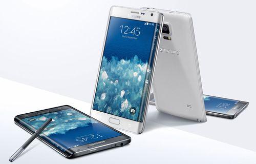 Samsung Galaxy Note Edge güçlenerek yeniden doğacak