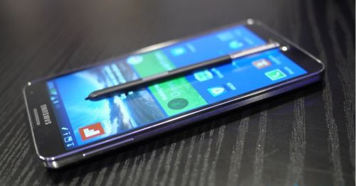 İşte Galaxy Note 3'ün ilk AnTuTu testleri! Video
