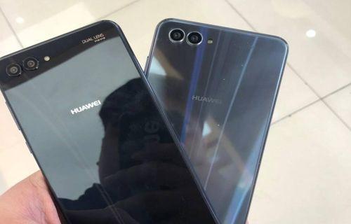 Huawei'nin çerçevesiz yeni telefonu tanıtılmadan sızdırıldı