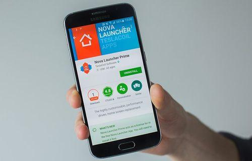 Nova Launcher, Android 7.1'in özellikleri ile güncellendi