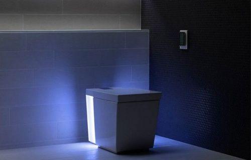 Tuvalet teknolojisinde son nokta! Video