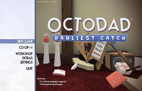 Octodad: Dadliest Catch beklenen oyun moduna kavuşuyor