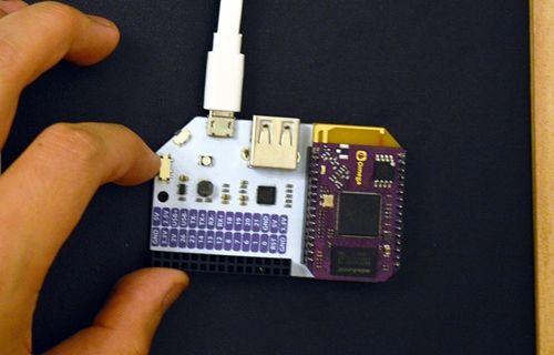 İnternete bağlanabilen, 5 dolarlık IoT bilgisayarı: Omega2