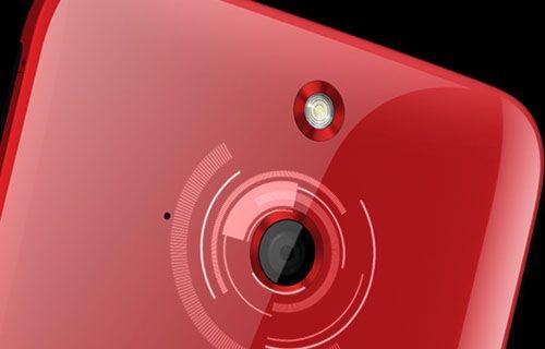 Plastik kasalı HTC One E8 ile tanışın