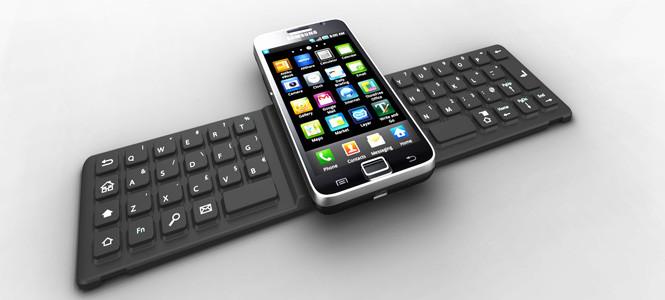 Akıllı telefonlar için en iyi klavye!
