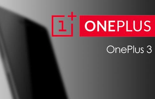 İşte OnePlus 3'ün ilk kamera örneği!