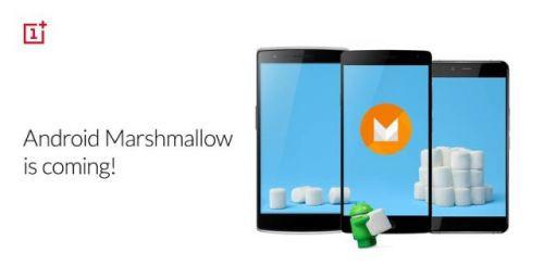 OnePlus Android 6.0 Marshmallow Takvimini Açıkladı