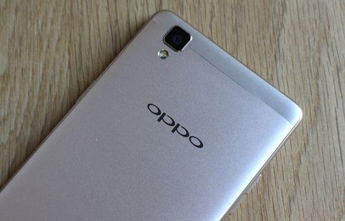 Oppo'nun 'selfie uzmanı' yeni telefonu: F1