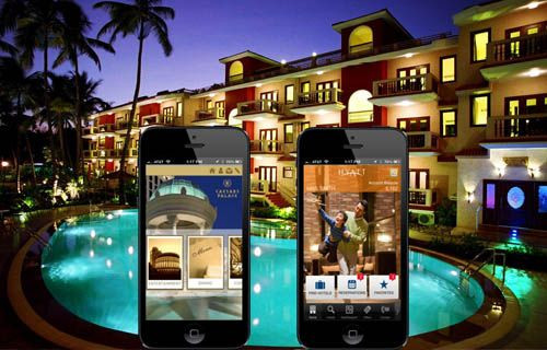 Android ve iOS için seyahat uygulamaları - Oteller