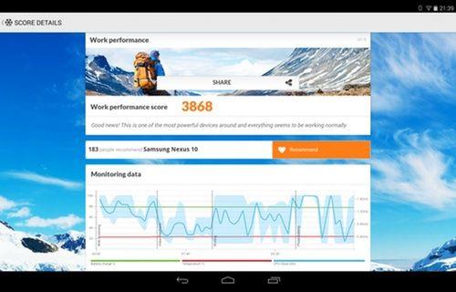 Android için popüler hız testi uygulaması güncellendi!