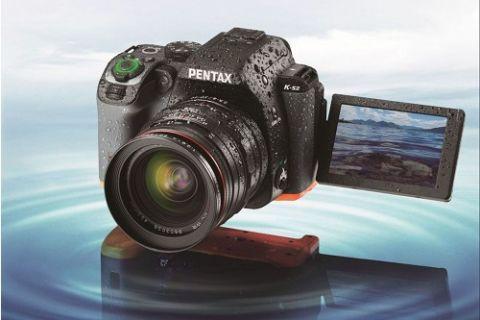 Pentax K-S2 Dijital SLR Fotoğraf Makinesi ile tanışın!