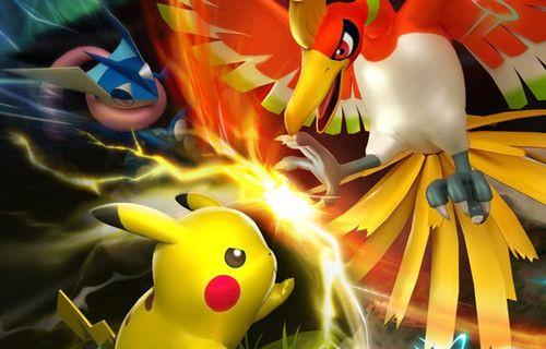 Mobile yeni Pokemon oyunu geldi!