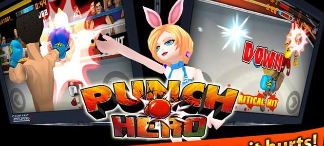 Gamevil'den yepyeni bir oyun geliyor: 'Punch Hero'