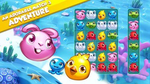 Gameloft'tan bağımlılık yapacak bir oyun: Puzzle Pets