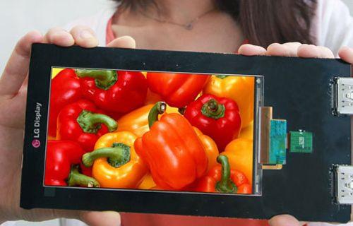 2014'ün gelmiş ve gelecek QHD ekranlı akıllı telefonları
