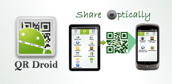Günün Android Uygulaması - QR Droid (Barkod Okuyucu)