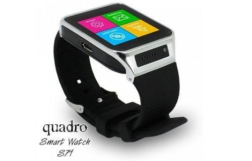 Quadro S71 akıllı saat incelemesi