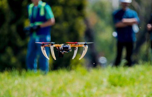 Türkiye'de kayıtsız drone uçurana ceza