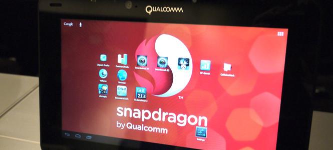Qualcoom'un yeni tableti hız rekoru kırdı!