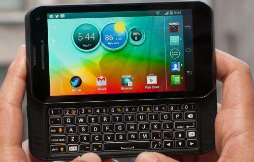 En iyi QWERTY akıllı telefonlar