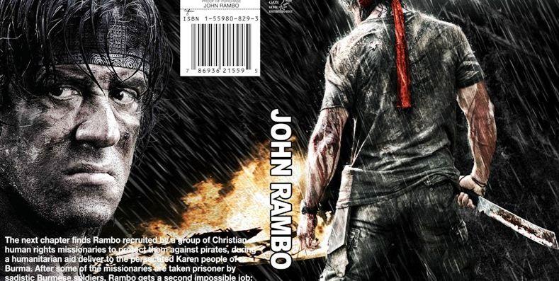 Rambo serinin son filmi için Meksika'da savaşacak!
