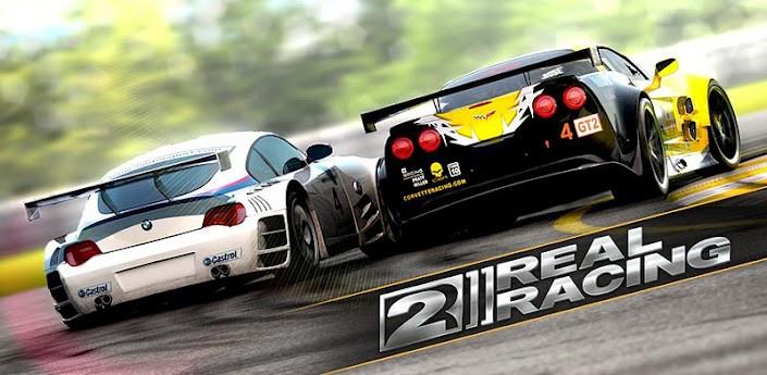 Real Racing 3'ün ilk tanıtım videosu yayımlandı!