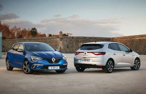 Renault Clio ve Megane modellerinde ocak ayında çok özel fiyatlar