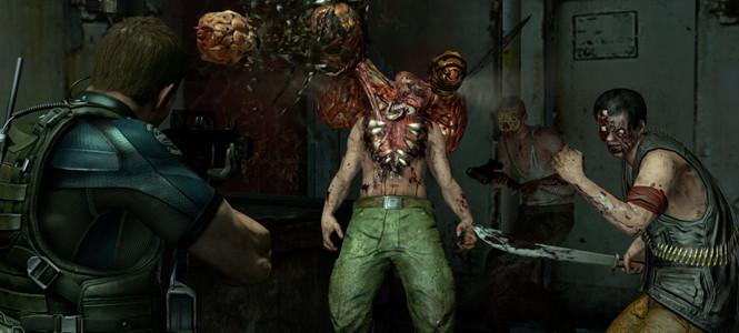 Resident Evil 6'dan yeni video!
