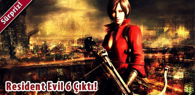 Resident Evil 6'dan 4 yeni video!