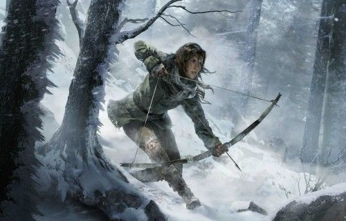Rise Of The Tomb Raider Steam'de Listeye Girdi
