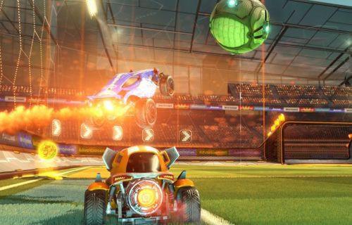Rocket League Xbox One Konsoluna Geliyor