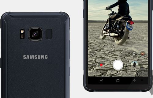 Samsung Galaxy S8 Active'in en net görüntüleri!