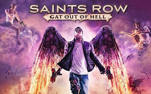 Saints Row: Gat Out of Hell için yeni bir video yayımlandı!