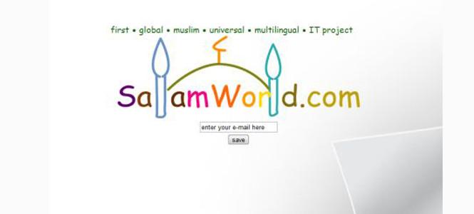 Facebook'a rakip SalamWorld geliyor!