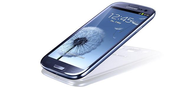 Galaxy S III için mor renk seçeneği ortaya çıktı
