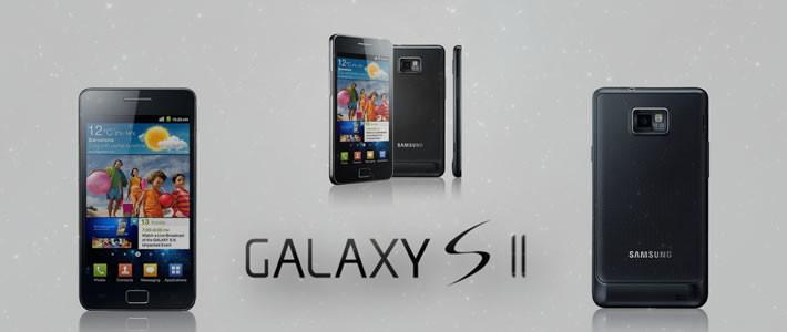 Herşeyi ile Samsung Galaxy S II