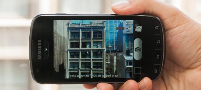 Samsung Galaxy 'S Lightray' - İnceleme