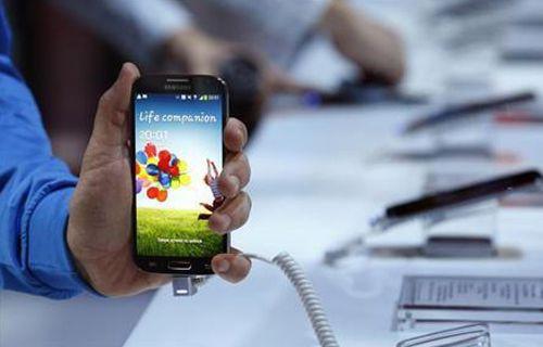 Samsung daha hızlı bir Galaxy S4 yayınlayacak