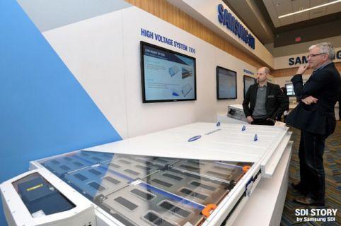 Samsung'un Elektrikli Araç Pilleri Uzun Menzil Vaadediyor