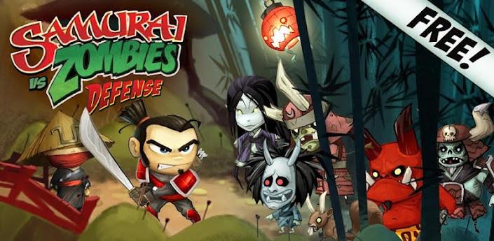 Günün Android Oyunu - SAMURAI vs ZOMBIES DEFENSE