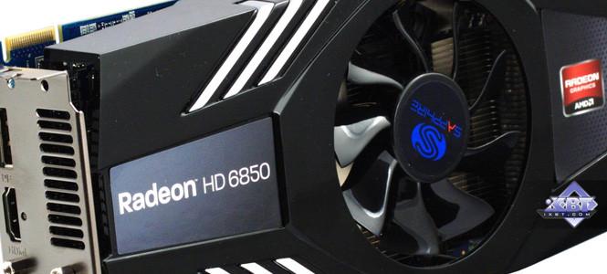 Sapphire Radeon HD 6850 Vapor-X duyuruldu
