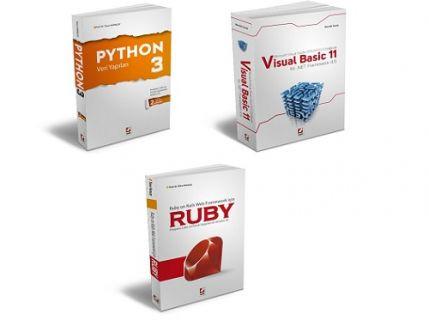 Visual Basic 11, Ruby ve Phyton'u bu kitaplardan öğrenin