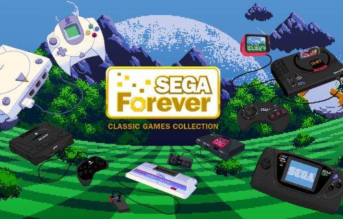 SEGA, retro oyunlarını ücretsiz olarak sundu!