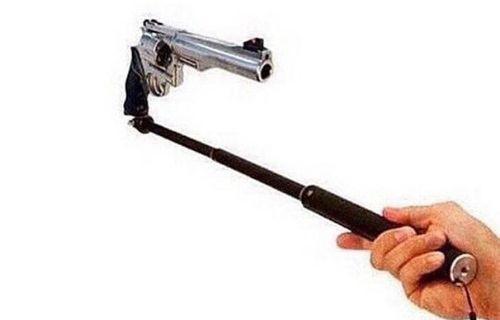 En tehlikeli selfie'ler!