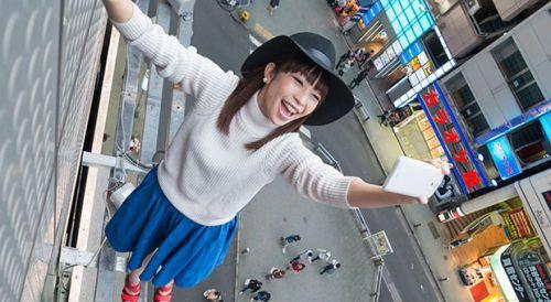 Selfie Yine Can Aldı