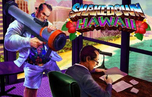 Shakedown Hawaii için ilk fragman yayınlandı