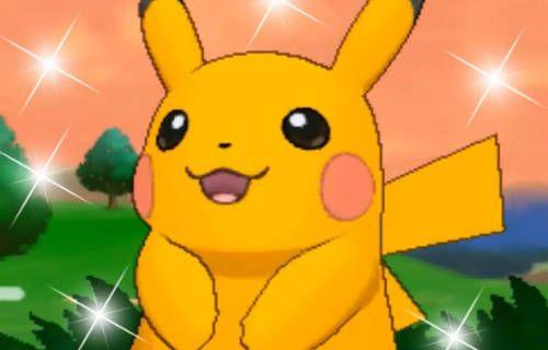 Shiny Pikachu, Pokemon GO' ya geliyor!