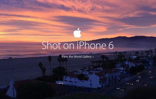 Shot on iPhone 6 Kampanyası Yeniden Başladı